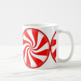 peppermint coffee mug