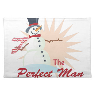 Perfect Man Placemat