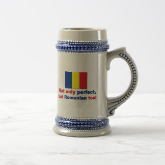 Perfect Romanian Beer Stein