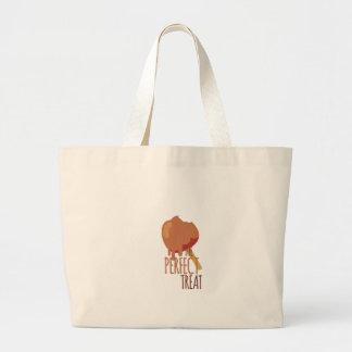 Perfect Treat Jumbo Tote Bag