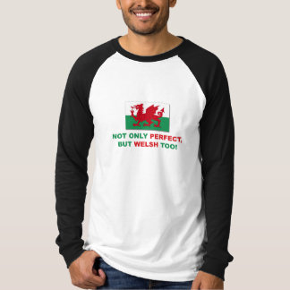 Perfect Welsh T-Shirt