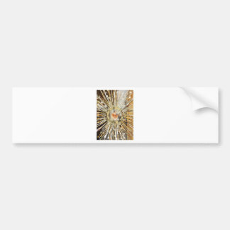 Perfume bottle bumper sticker