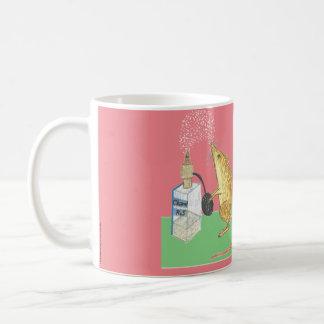 Perfume -- essential for A good day! Coffee Mug