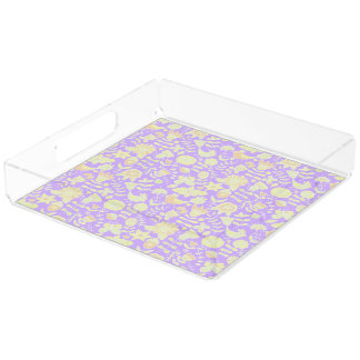 Perfume Tray, SpringDesign in Pastel Colors