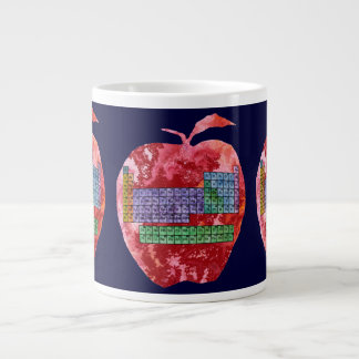 Periodic Apple 20 Oz Large Ceramic Coffee Mug