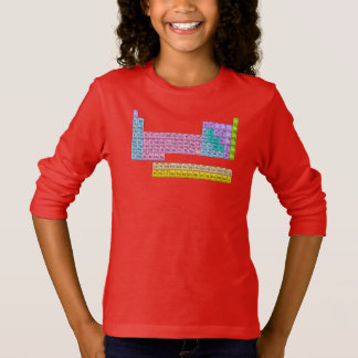 PERIODIC Table FUN Graphic TEE