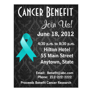 Peritoneal Cancer Personalized Benefit Flyer
