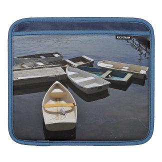 Perkins Cove, Ogunquit, Maine iPad Sleeve