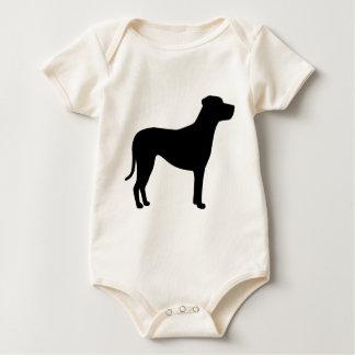 Perro De Presa Canario Baby Bodysuit