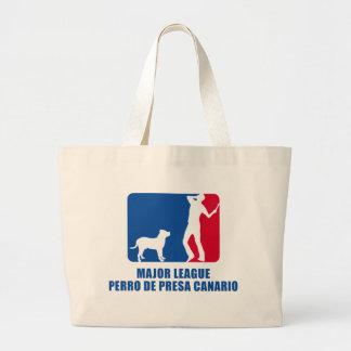 Perro de Presa Canario Tote Bags