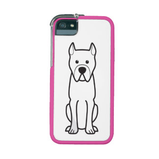 Perro de Presa Canario iPhone 5 Cover