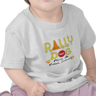 Perro de Presa Canario Rally Dog T-shirt