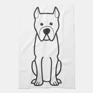 Perro de Presa Canario Kitchen Towel