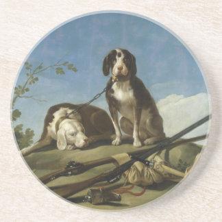 Perros en traílla Coaster