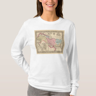 Persia, Turkey, Afghanistan, Beloochistan T-Shirt