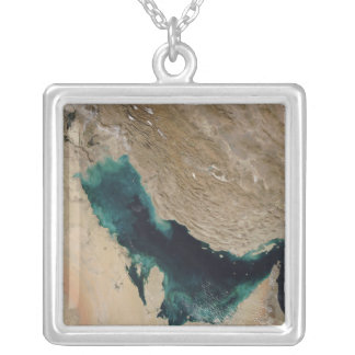 Persian Gulf Silver Plated Necklace