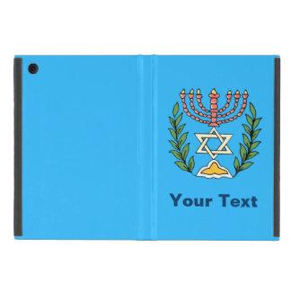 Persian Magen David Menorah iPad Mini Cover