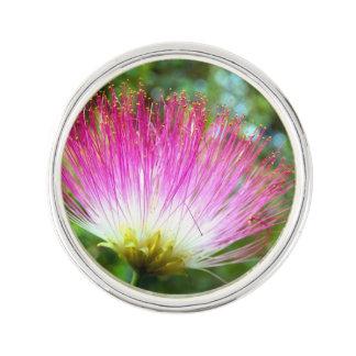 Persian Silk Tree Flower Lapel Pin