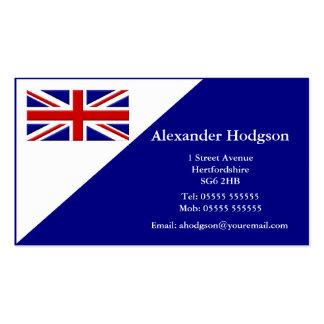 Union jack business card templates 600 union jack for Union business cards
