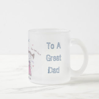 Personal Father's Day Mug