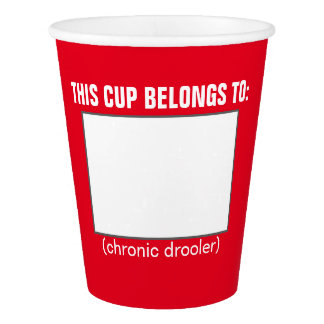 Personal Party Cup