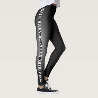 Personalise Your Own Custom Leggings