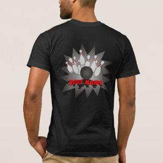 Personalised Bowling T-Shirt