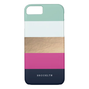 Personalised   Bright Heues Case-Mate iPhone Case