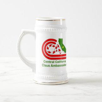 Personalised CCCA Stein, Logo Beer Stein