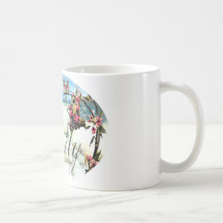 Personalised `Emily' design Coffee Mug
