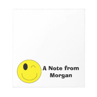 Personalised Emoji Notepad