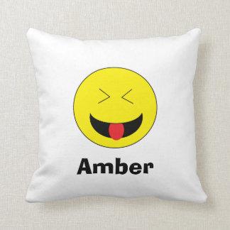 Personalised Emoji Pillow