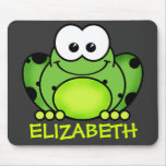 Personalised Frog Mousepad
