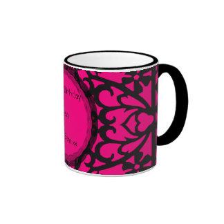 Personalised Ladies Mug Birthday Hen Valentines