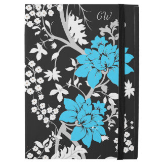 "Personalised Modern floral iPad Pro 12.9"" Case"
