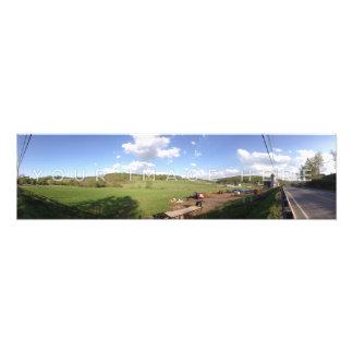 Personalised Panoramic Custom Photo Enlargements