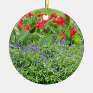 Personalised Photo Round Ceramic Ornament