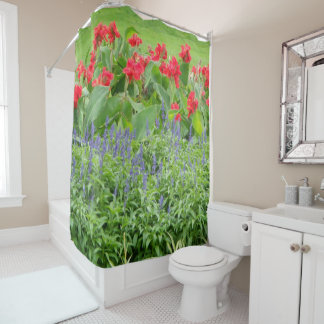 Personalised Photo Shower Curtain