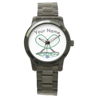 Personalised Racquetball Watch