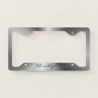 Personalised Stainless Steel Metallic Radial