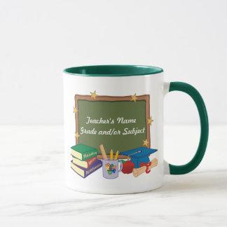 Personalised Teacher Mug