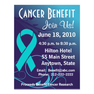 Personalize Benefit - Gynecologic Cancer Flyer