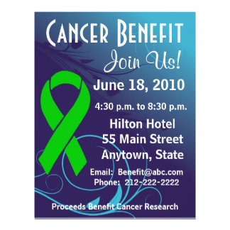 Personalize Cancer Benefit  - Kidney Cancer Flyer
