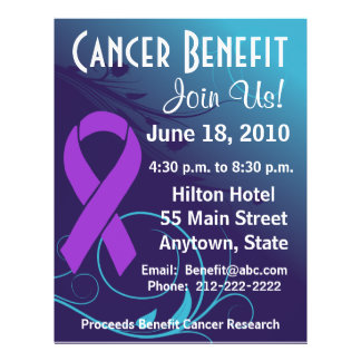 Personalize Cancer Benefit  - Leiomyosarcoma Flyer