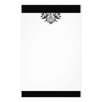 Personalize Me. Midnight in Paris Designer Stationery