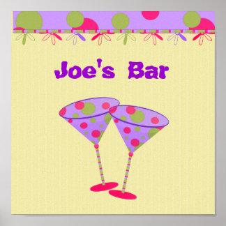 Personalized Bar/Pub Sign PRINT