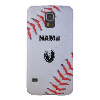 Personalized baseball phone case