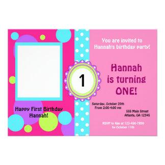 Personalized Birthday Invitaitons Invites