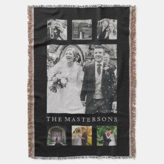 Personalized Blanket Custom Photo Throw Blankets