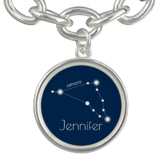 Personalized Capricorn Zodiac Constellation